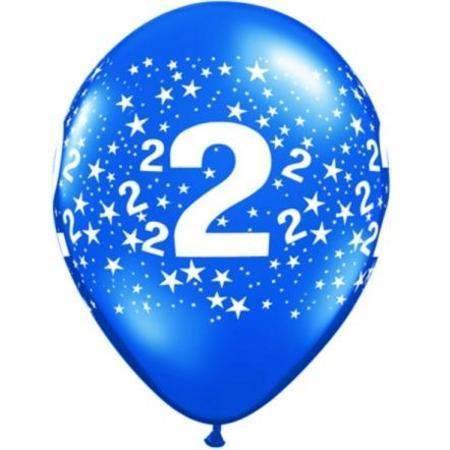 2 balloon